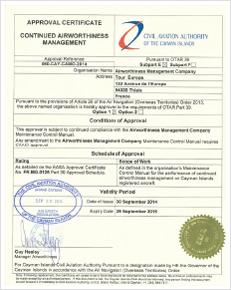 Certif Archives - AMC Aviation Management CorporationAMC