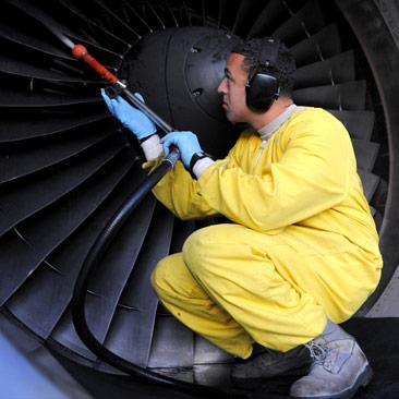 Engines Wash
